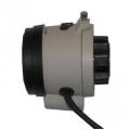 ECTF 80W, Objektyvas 8 mm, automatinis, F1.4