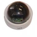 CPC 393, Spalvota kamera, kupolinė, antivandalinė, 12VDC
