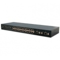 EP 826DG, SURECOM Switch 24+2 GIGABIT  cat6