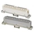 GFT 101A PBT, LSA tipo jungiamoji dėžė atskiriama 10 porų