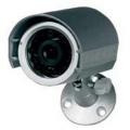 CPC 373, Spalvota kamera, IR, 12VDC (NVC 80CH)