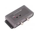 CA 101 2, Vaizdo signalo stiprintuvas, 1 kanalo