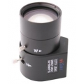 VSL 0550A, Objektyvas 5-50 mm, automatinis, F1.6
