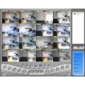 GV NVR 08, Programinė įranga IP kameroms