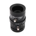 VSL MP 0358MN, Objektyvas 3.5-8 mm, megapikselinis, F1.4