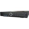 VSD 608H VGA, 8 kanalų vaizdo įrašymo įrenginys (SATA, VGA)